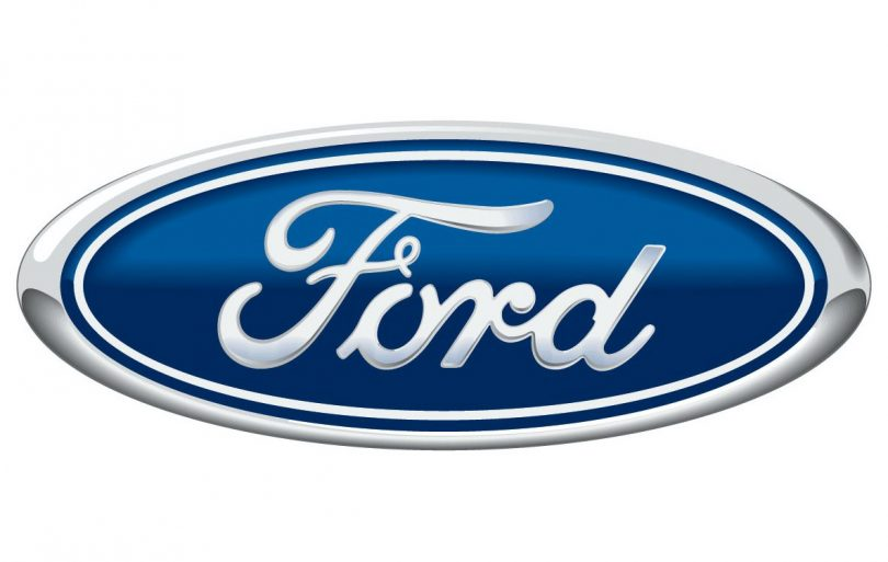 Ford Motor's Well Known Emblem