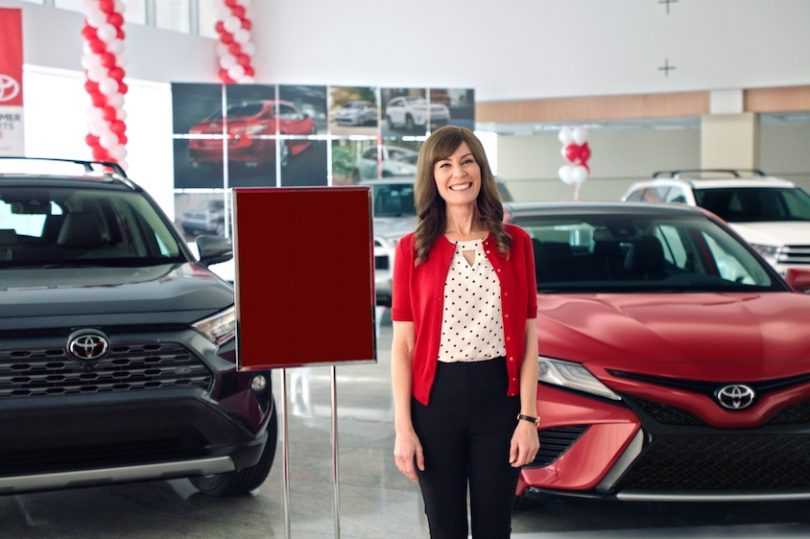 All About Jan Toyota's Commercials