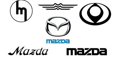 A Trip Down Memory Lane: The History of the Mazda Logo