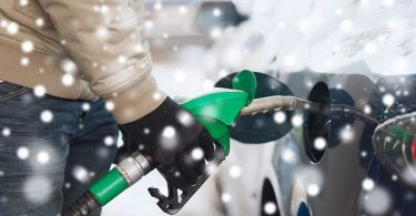 True or False: Gasoline Freezes in Your Car When the Tank is Low
