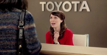 Getting to know the Toyota spokeswoman