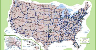 Where to Buy Road Maps (And Reasons to Buy Them)