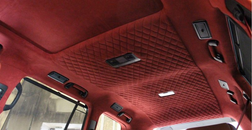 DIY Ways to Fix your Car Roof Upholstery