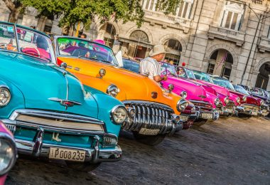 Classic Cars in Cuba and how they maintain them