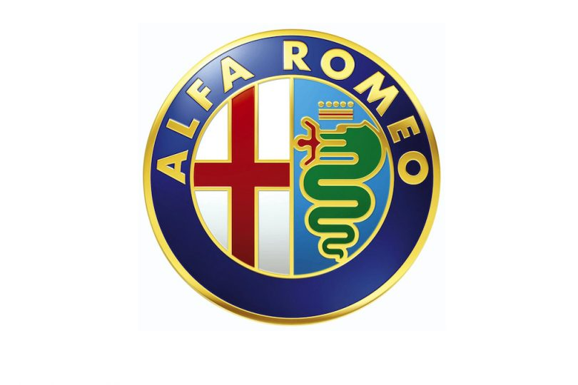 Is That a Man-Eating Snake on the Alfa Romeo's Logo?