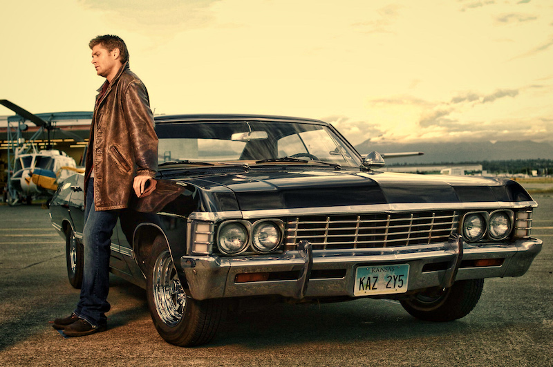 supernatural car