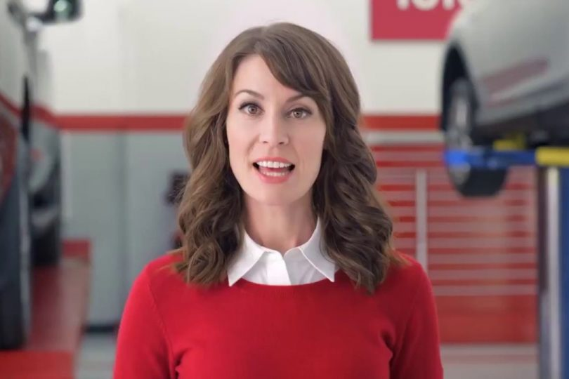 Laurel Coppock: the Front Face of Toyota
